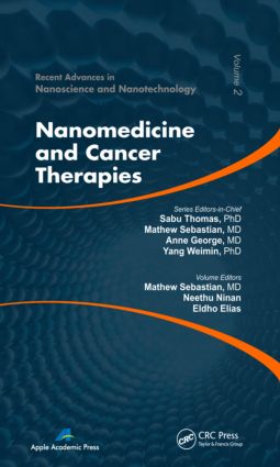 Nanomedicine and Cancer Therapies: 1st Edition (Hardback) book cover
