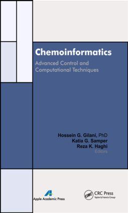 Chemoinformatics: Advanced Control and Computational Techniques, 1st Edition (Hardback) book cover