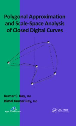 Polygonal Approximation and Scale-Space Analysis of Closed Digital Curves: 1st Edition (Hardback) book cover