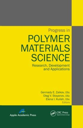 Progress in Polymer Materials Science: Research, Development and Applications, 1st Edition (Hardback) book cover