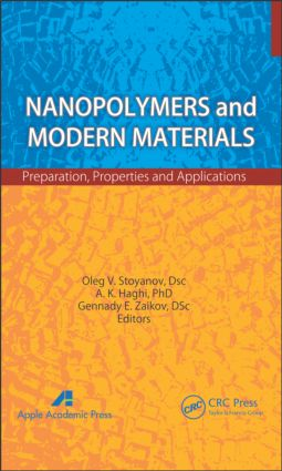 Nanopolymers and Modern Materials: Preparation, Properties, and Applications, 1st Edition (Hardback) book cover
