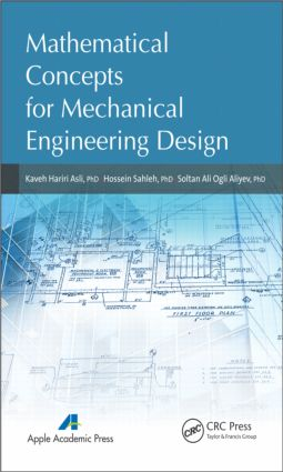 Mathematical Concepts for Mechanical Engineering Design: 1st Edition (Hardback) book cover