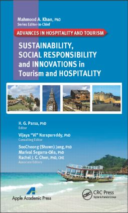 Sustainability, Social Responsibility, and Innovations in the Hospitality Industry: 1st Edition (Hardback) book cover