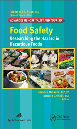 Food Safety: Researching the Hazard in Hazardous Foods book cover