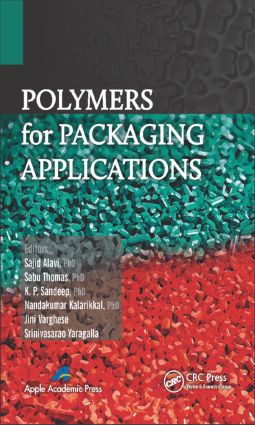 Polymers for Packaging Applications: 1st Edition (Hardback) book cover