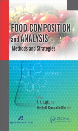 Food Composition and Analysis: Methods and Strategies, 1st Edition (Hardback) book cover