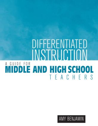 Differentiated Instruction: A Guide for Middle and High School Teachers, 1st Edition (Paperback) book cover