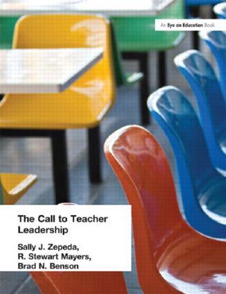 Call to Teacher Leadership book cover
