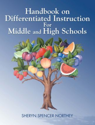 Handbook on Differentiated Instruction for Middle & High Schools: 1st Edition (Paperback) book cover