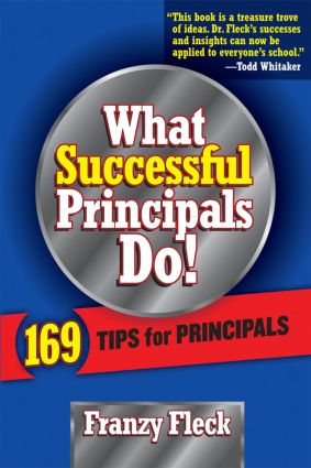 What Successful Principals Do: 169 Tips for Principals book cover