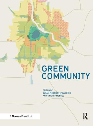 Green Community: 1st Edition (Paperback) book cover