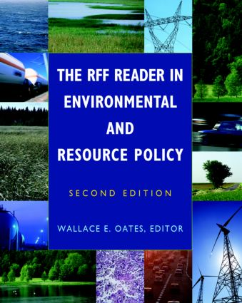 The RFF Reader in Environmental and Resource Policy book cover