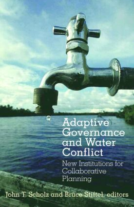 Adaptive Governance and Water Conflict: New Institutions for Collaborative Planning (Paperback) book cover