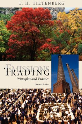 Emissions Trading: Principles and Practice, 2nd Edition (Paperback) book cover