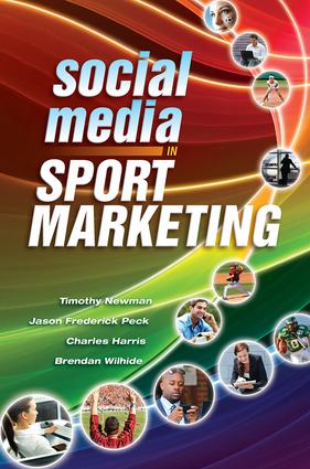 Social Media in Sport Marketing book cover