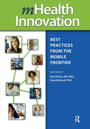 mHealth Innovation: Best Practices from the Mobile Frontier, 1st Edition (Paperback) book cover