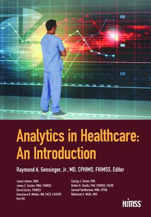 Analytics in Healthcare: An Introduction book cover