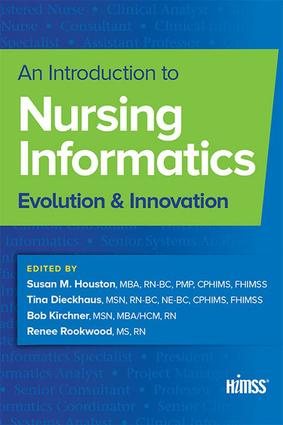 An Introduction to Nursing Informatics: Evolution and Innovation book cover
