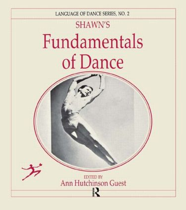 Shawn's Fundamentals of Dance (Paperback) book cover
