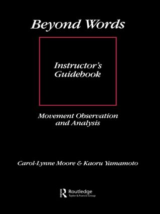 Beyond Words: Instructor's Manual: 3rd Edition (Paperback) book cover