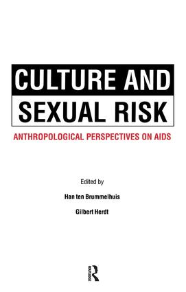 Culture and Sexual Risk: 1st Edition (Paperback) book cover