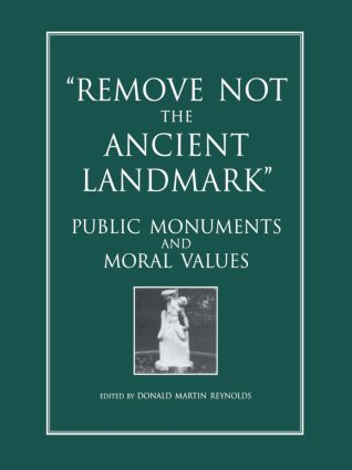 Remove Not/Ancient Landmark:Pu: 1st Edition (Paperback) book cover