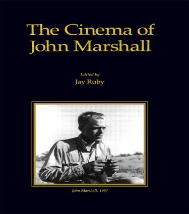 Cinema of John Marshall book cover