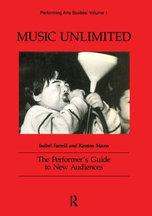 Music Unlimited: The Performer's Guide to New Audiences (Paperback) book cover