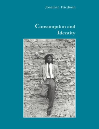 Consumption and Identity (Paperback) book cover