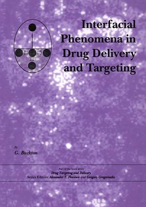 Interfacial Phenomena in Drug Delivery and Targeting: 1st Edition (Hardback) book cover