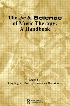 Art & Science of Music Therapy: A Handbook, 1st Edition (Paperback) book cover