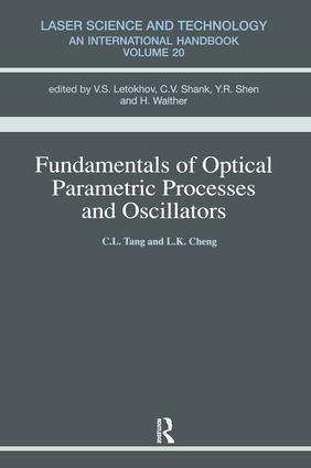 Fundamentals of Optical Parametric Processes and Oscillators