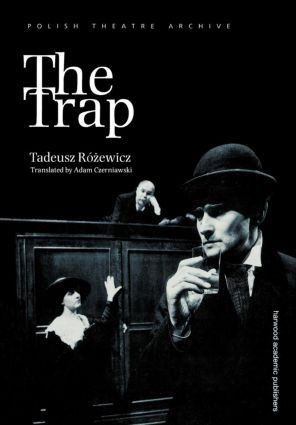 The Trap (Paperback) book cover
