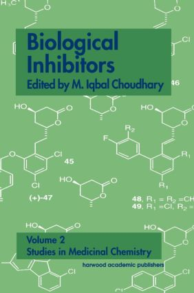 Biological Inhibitors: 1st Edition (Hardback) book cover