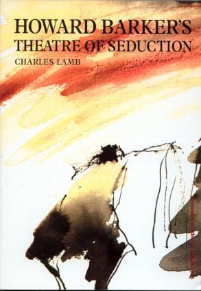 Howard Barker's Theatre book cover