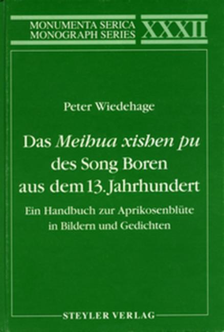 Ein Handbuch zur Aprikosenblüte in Bildern und Gedichten: Ein Handbuch zur Aprikosenblüte in Bildern und Gedichten book cover
