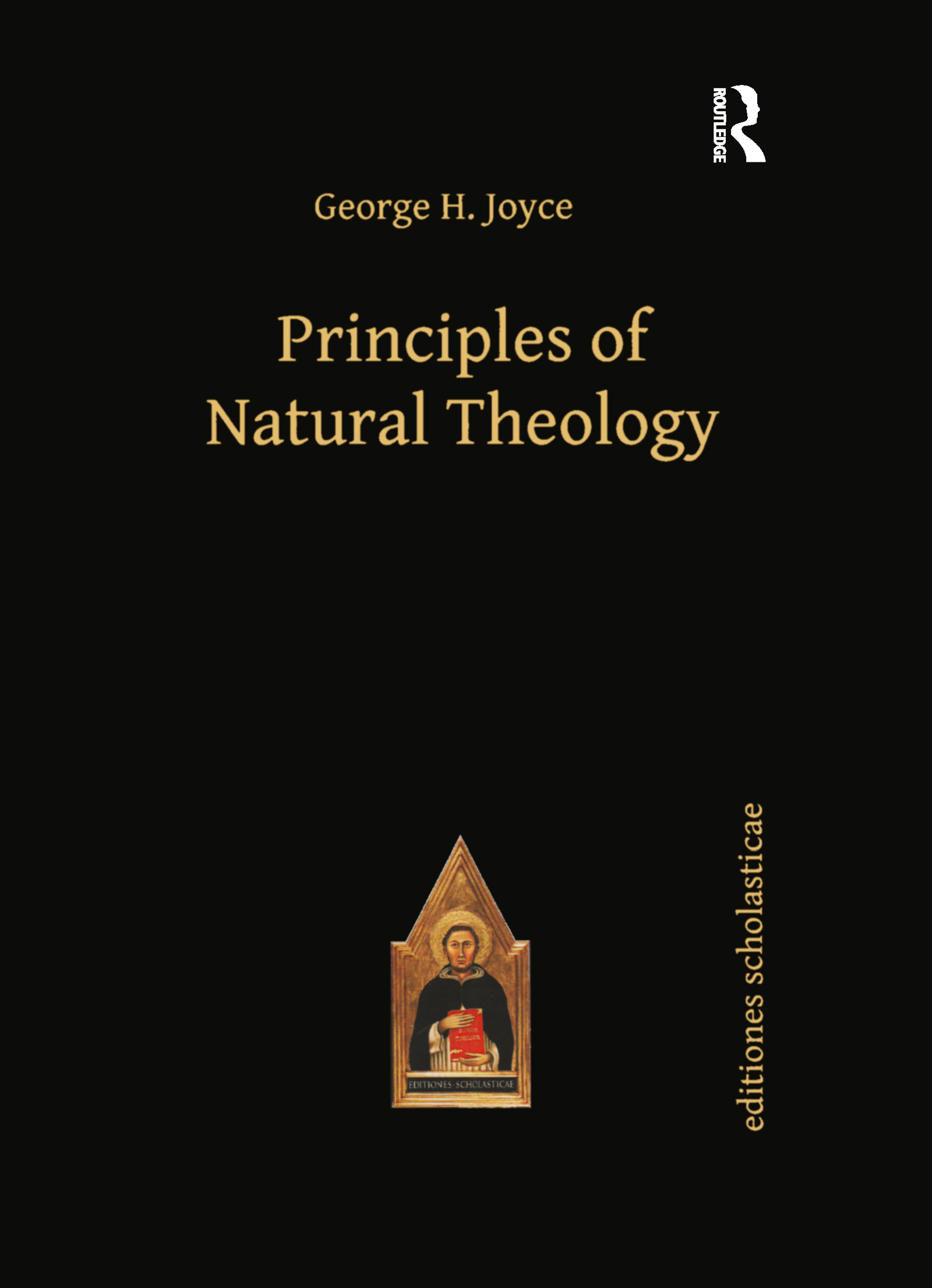 Principles of Natural Theology: 1st Edition (Hardback) book cover