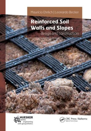 Reinforced Soil Walls and Slopes: Design and Construction (Hardback) book cover