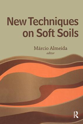 New Techniques on Soft Soils (Hardback) book cover