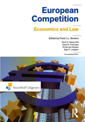 European Competition: 1st Edition (Paperback) book cover