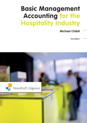 Basic Management Accounting for the Hospitality Industry (Paperback) book cover