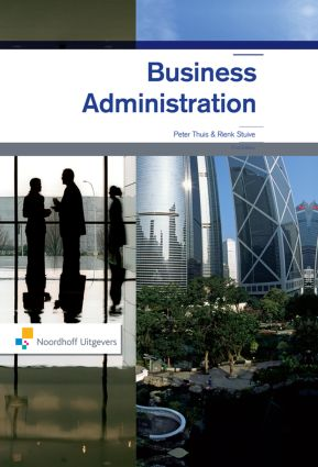 Business Administration book cover