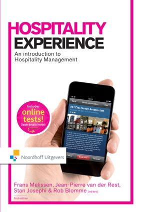 Hospitality Experience: 1st Edition (Paperback) book cover