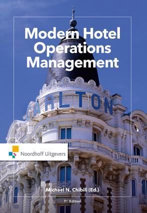 Modern Hotel Operations Management book cover