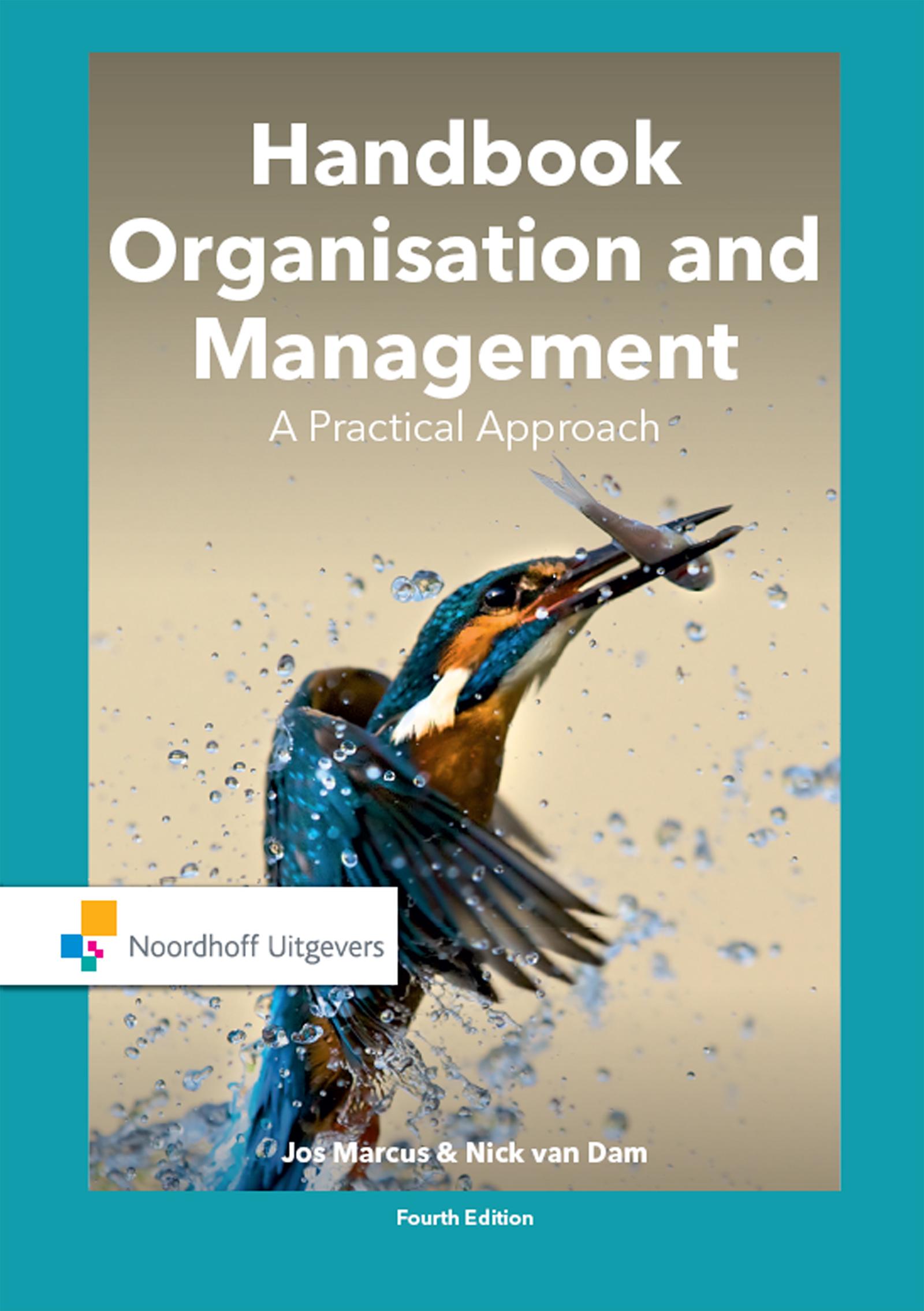 Handbook of Organization and Management: An International Approach book cover