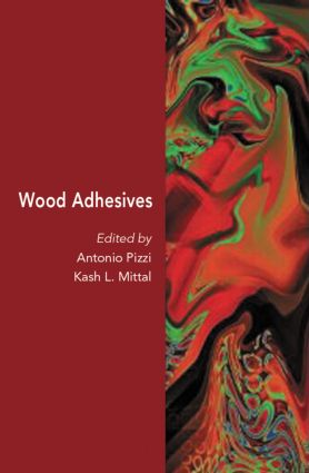 Wood Adhesives: 1st Edition (Hardback) book cover