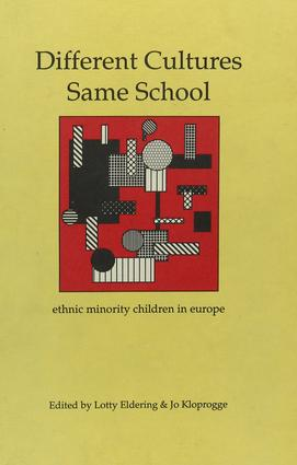 Different Cultures, Same School: 1st Edition (Hardback) book cover