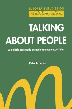Talking About People; A Multip: 1st Edition (e-Book) book cover
