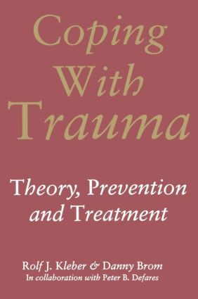 Coping with Trauma (Paperback) book cover