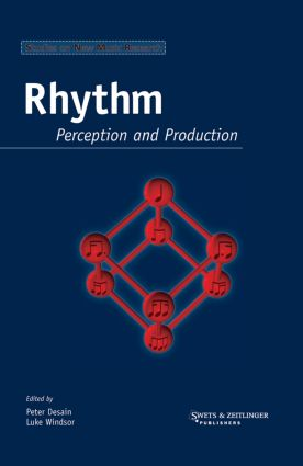 Rhythm Perception and Production book cover